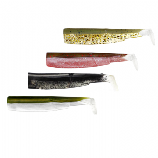Fiiish Black Minnow 70 - Natural Colour Box